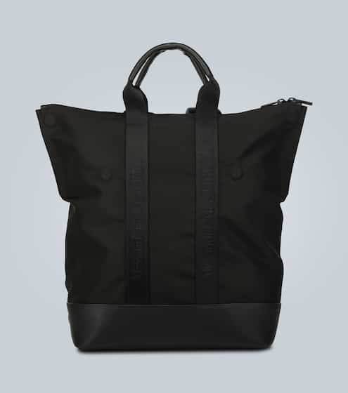 알렉산더 맥퀸 토트백 Alexander McQueen Convertible backpack tote bag