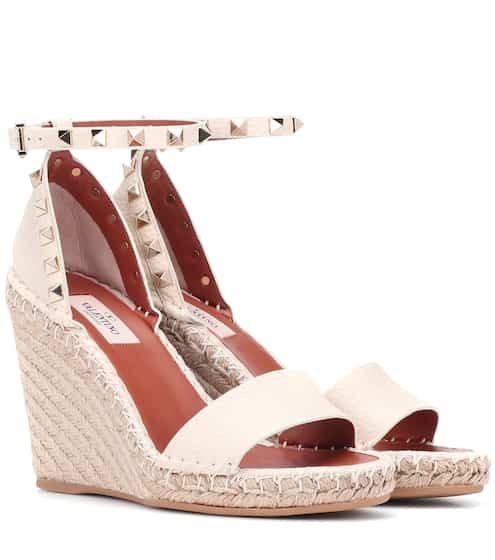 sélection premium 85cea fb297 Sandales compensées Femme - Chaussures de Luxe | Mytheresa
