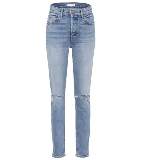 Grlfrnd High-Rise Jeans Karolina