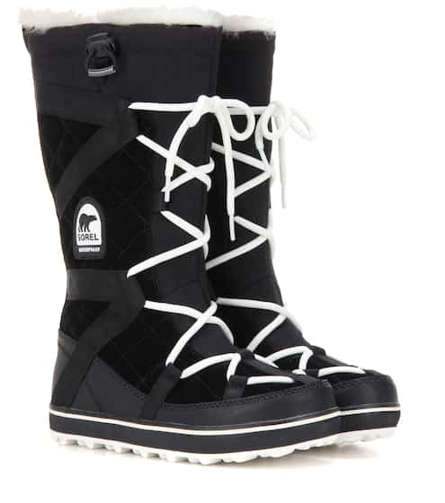 Sorel Wasserfeste Winterstiefel Glacy Explorer