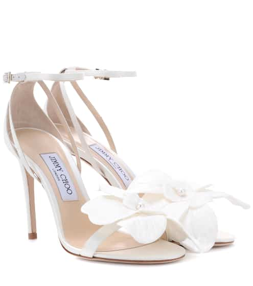 Aurelia 100 Sandals | Jimmy Choo