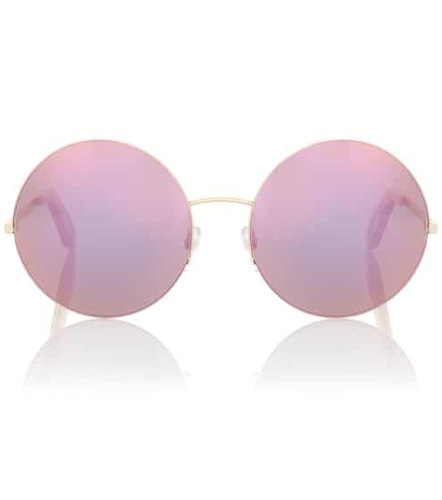 Victoria Beckham Verspiegelte Sonnenbrille Supra
