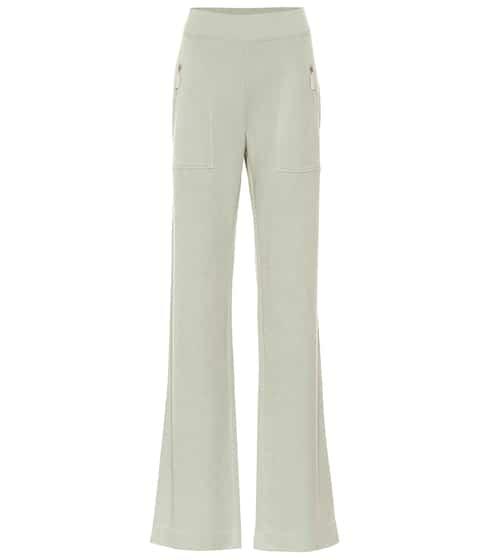 c376f217d Pantalones de chándal de punto fino
