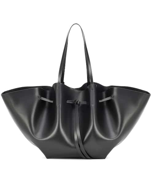 Nanushka Lynne Large leather tote