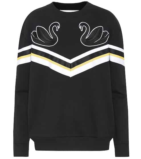 Victoria Victoria Beckham Sweatshirt aus Baumwolle