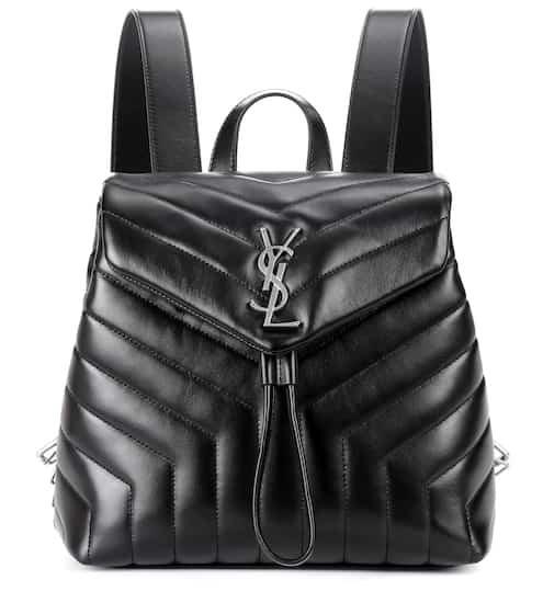 생 로랑 Saint Laurent Small Loulou Monogram backpack