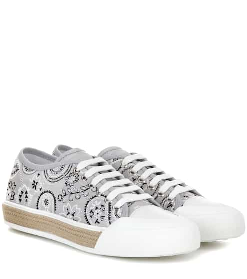 Tod's Sneakers aus Canvas