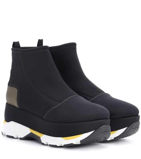 f2c383a4706 Marni Platform Sneakers from mytheresa - Styhunt
