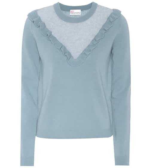 REDValentino Pullover aus Wolle