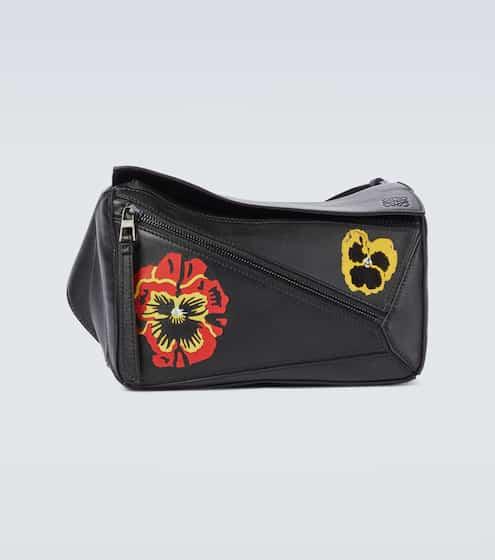 로에베 퍼즐 벨트백 스몰 LOEWE Small Puzzle Pansy belt bag