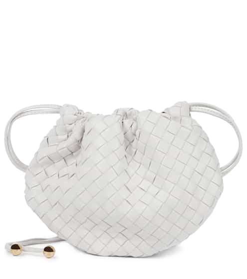 The Mini Bulb leather shoulder bag by Bottega Veneta, available on mytheresa.com for $1170 Natasha Oakley Bags SIMILAR PRODUCT