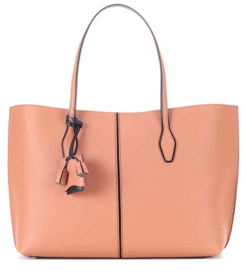 Tod's Shopper Joy Large aus Leder