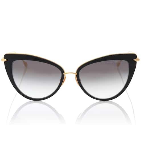 Dita Eyewear Cat-Eye-Sonnenbrille Heartbreaker