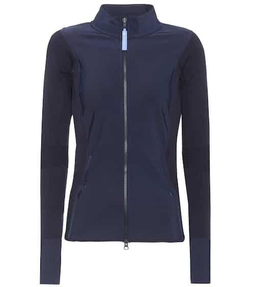 Adidas by Stella McCartney Jacke Run Knit Mix Mid-Layer