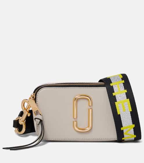 마크 제이콥스 스냅샷 카메라백 스몰 - 더스트 Marc Jacobs Snapshot Small leather camera bag