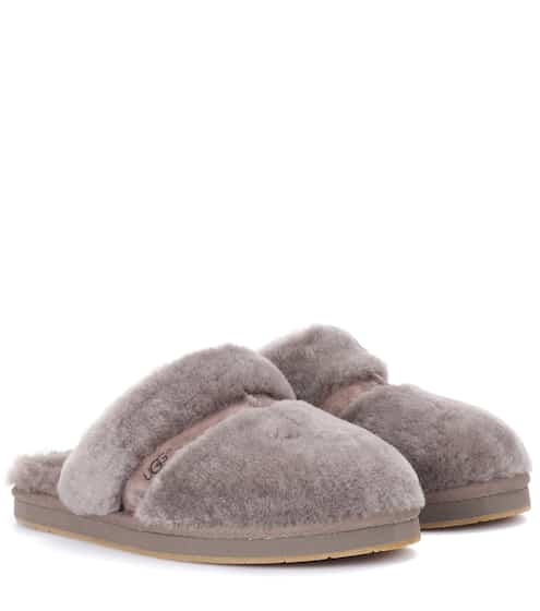 Ugg Australia Slippers aus Fell