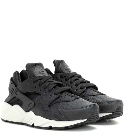 Nike Sneakers Nike Air Huarache Run Premium aus Leder