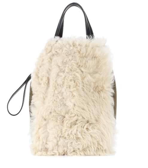 Rag & Bone Tote Walker mit Shearling