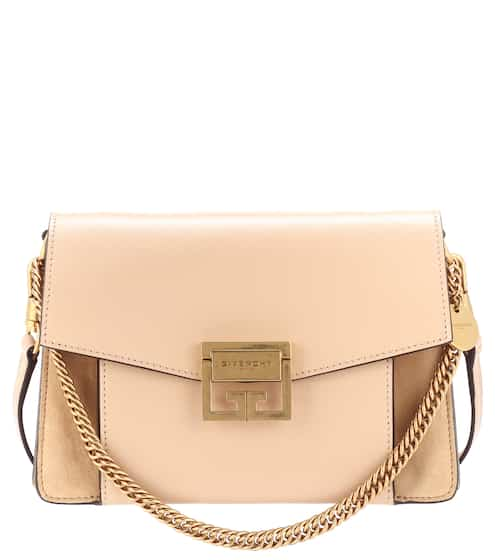 09ac5b3d76 Givenchy Small Gv3 Leather Shoulder Bag from mytheresa - Styhunt