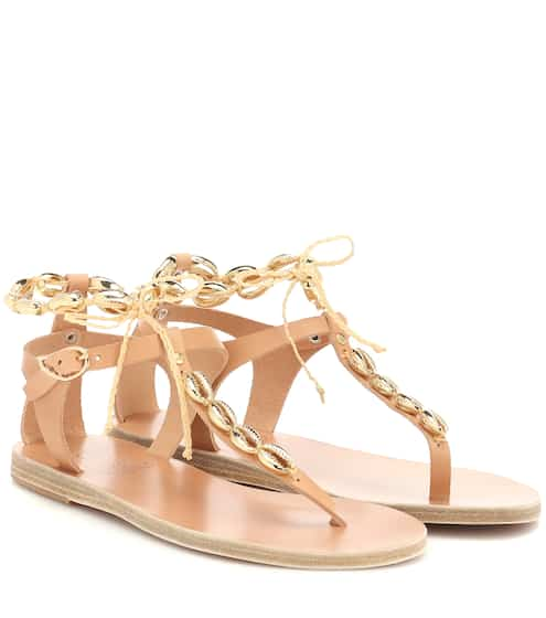 0b191c9df1d3d Ancient Greek Sandals | Leather Sandals at Mytheresa