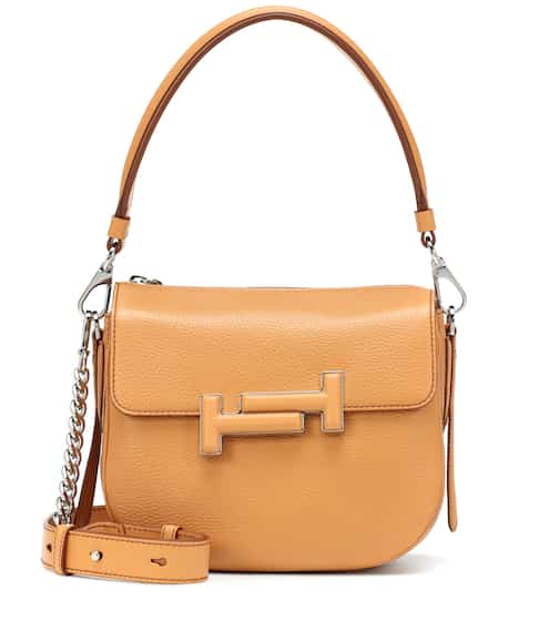 2e716fe03dc Double T leather shoulder bag