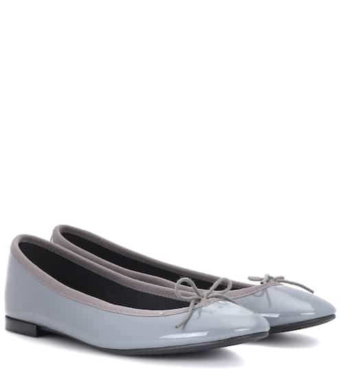 Repetto Ballerinas Lili aus Lackleder