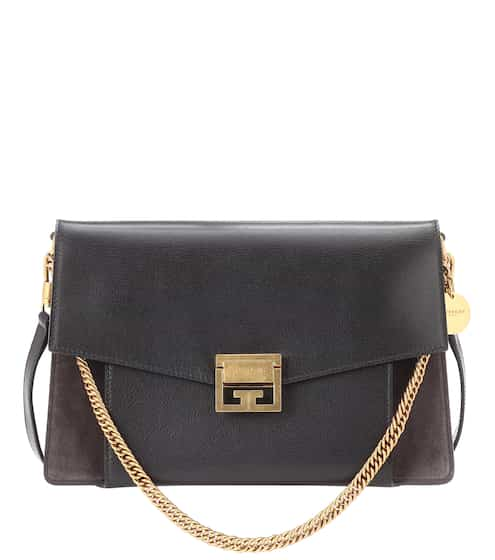 Medium Gv3 Leather Shoulder Bag Givenchy