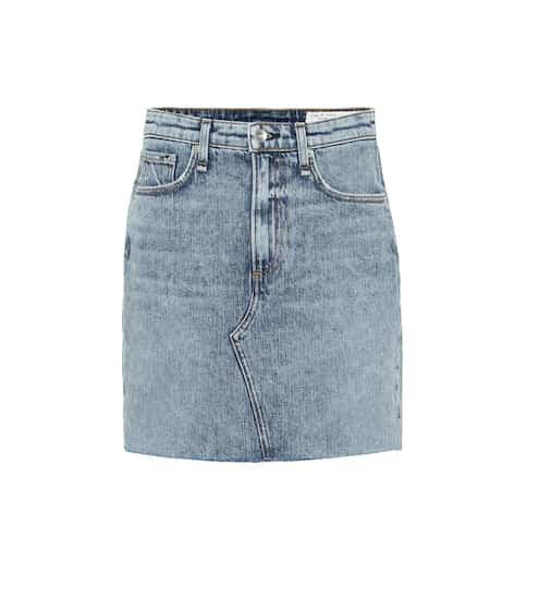 556242d6c Faldas de jean para mujer - Colección de diseñador | Mytheresa