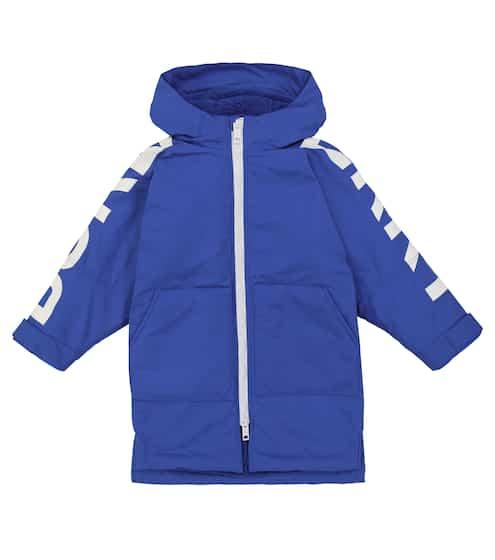 버버리 키즈 롱패딩 Burberry Nilsen zipped coat