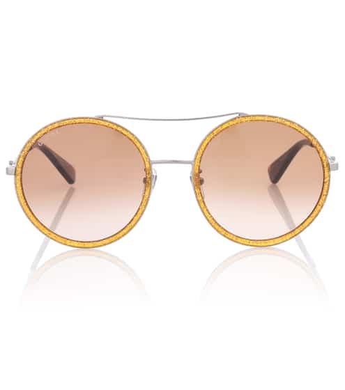 Gucci Exklusiv bei mytheresa.com – Sonnenbrille mit rundem Rahmen