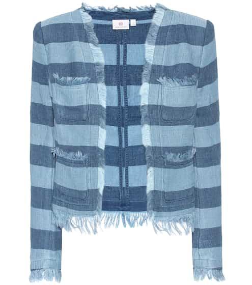 AG Jeans Jacke Capucine aus Baumwolle