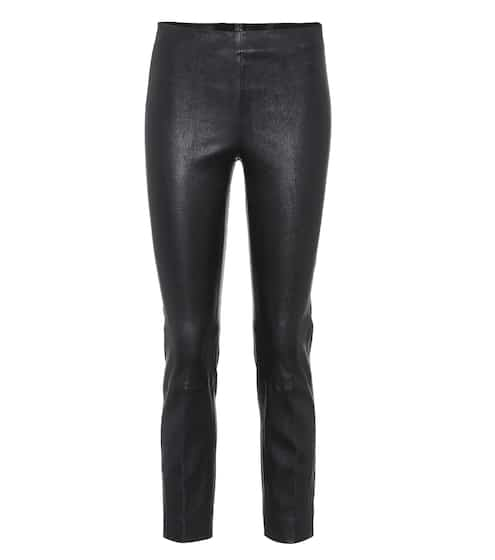 Vince Leather trousers
