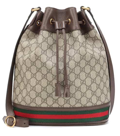 구찌 오피디아 GG 버킷 백 Gucci Ophidia GG bucket bag