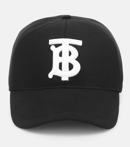 버버리 TB 볼캡 모자 Burberry TB cotton baseball cap