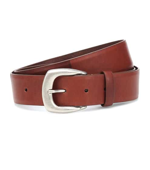 메종 마르지엘라 Maison Margiela Leather belt