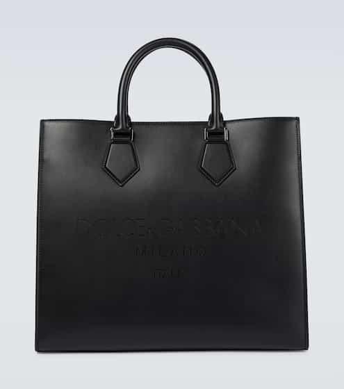 돌체 & 가바나 토트백 Dolce & Gabbana Leather tote bag