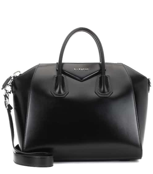 Antigona Medium Leather Tote Givenchy