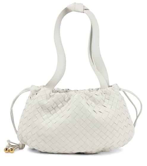 The Bulb Small leather shoulder bag by Bottega Veneta, available on mytheresa.com for $1680 Natasha Oakley Bags SIMILAR PRODUCT