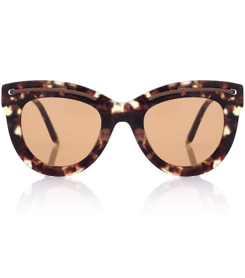 Bottega Veneta Cat-Eye-Sonnenbrille