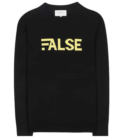 Public School Pullover False aus einem Wollgemisch