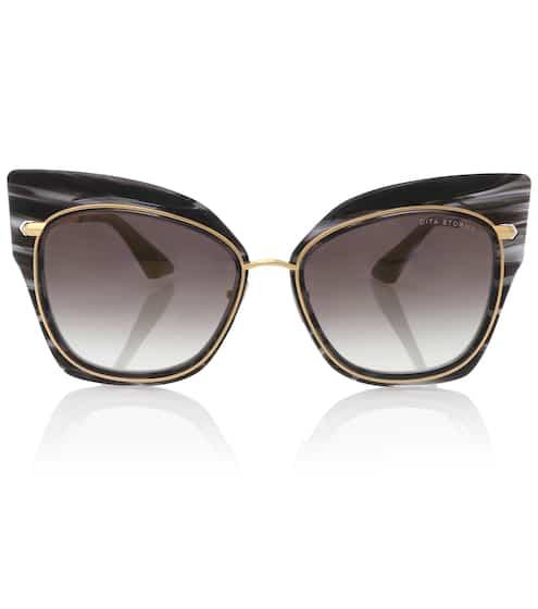Dita Eyewear Cat-Eye-Sonnenbrille Stormy