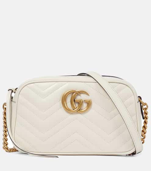 abaa721ae3b4 Gucci Gg Marmont Leather Crossbody Bag from mytheresa - Styhunt