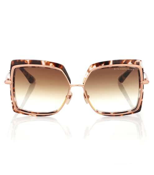 Dita Eyewear Eckige Sonnenbrille