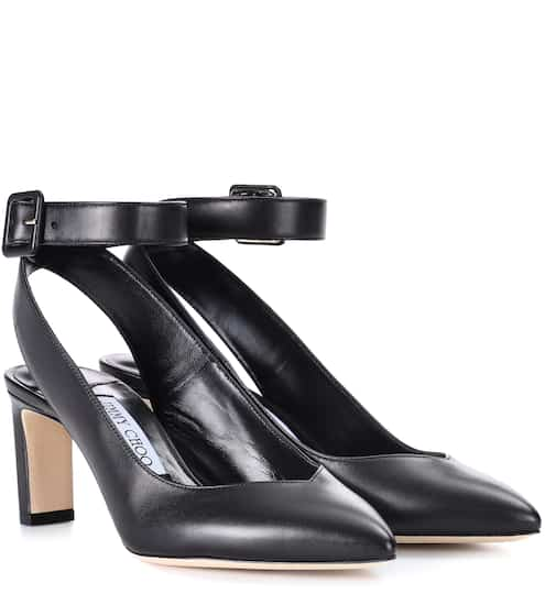 Jimmy Choo Pumps Lou 65 aus Leder