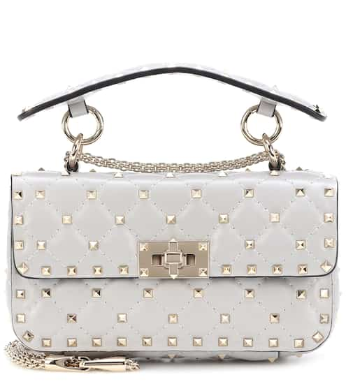 발렌티노 Valentino Garavani Rockstud Spike Small leather shoulder bag