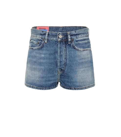 아크네 스튜디오 Acne Studios Blae Konst denim shorts