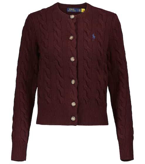 폴로 랄프로렌 Polo Ralph Lauren Wool and cashmere cardigan