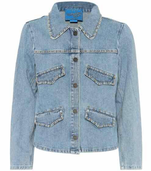 M.i.h Jeans Jeansjacke mit Nieten