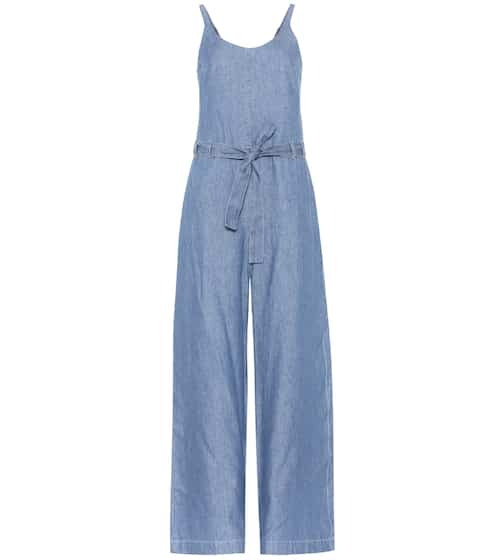 Closed Jumpsuit aus Baumwoll-Denim