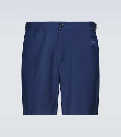 돌체 & 가바나 Dolce & Gabbana Tailored swim shorts